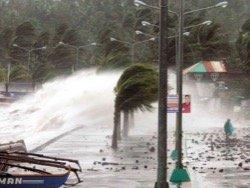 Чрезвычайная ситуация в Японии: более 130 тысяч человек эвакуируют из-за тайфуна