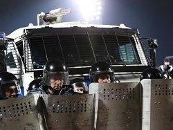 Уральские силовики планируют потратить 472 млн рублей на грузовики с водометами