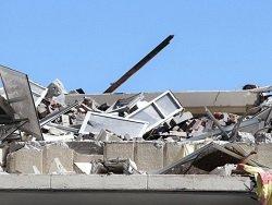 При землетрясении в Македонии пострадали почти 100 человек