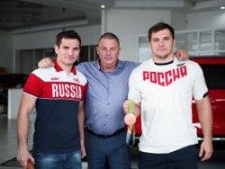 Бронзовый призер в Рио получил ценный подарок от генерального директора