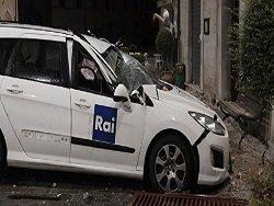В центральной Италии произошло сильное землетрясение