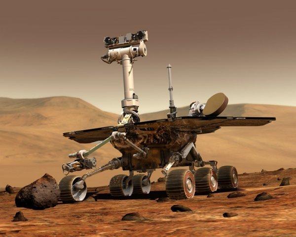 """Марсоход миссии """"Марс-2020"""" позволит """"услышать"""" звуки Красной планеты"""