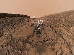 Curiosity начинает новую исследовательскую миссию на Марсе
