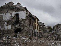 Апеннины просели на 40 сантиметров из-за землетрясений