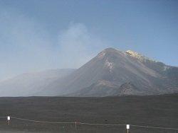 СМИ сообщили о взрыве на вулкане Этна