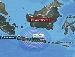Землетрясение магнитудой 6,5 произошло у берегов острова Ява
