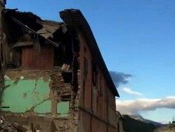 В центральной Италии произошло землетрясение магнитудой 4,8