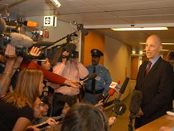 СМИ: Канадские дипломаты тайно посетили Москву для переговоров по САР и Украине