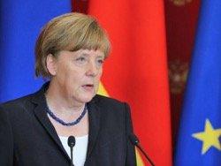 Меркель признала необходимость пересмотра отношения к России 
