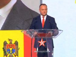 Новый президент Молдовы займется денонсацией Соглашения об ассоциации с ЕС