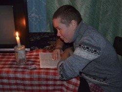 Жители поселка в Бурятии просят у Деда Мороза свет, которого нет с 1996 года