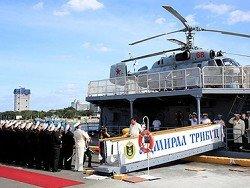 Дутерте осмотрел корабль ВМФ России