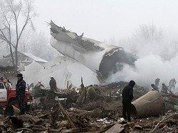 Грузовой самолет турецкой авиакомпании разбился вблизи аэропорта Манас