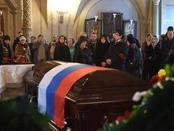 На похоронах жертв Ту-154 разгорелся скандал