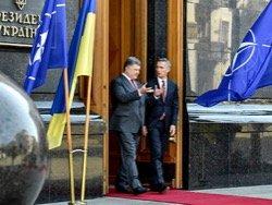 НАТО предпочитает сотрудничать с Киевом без обязательств