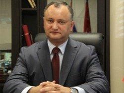 """Додон: в Молдавии готовили """"цветную революцию"""""""