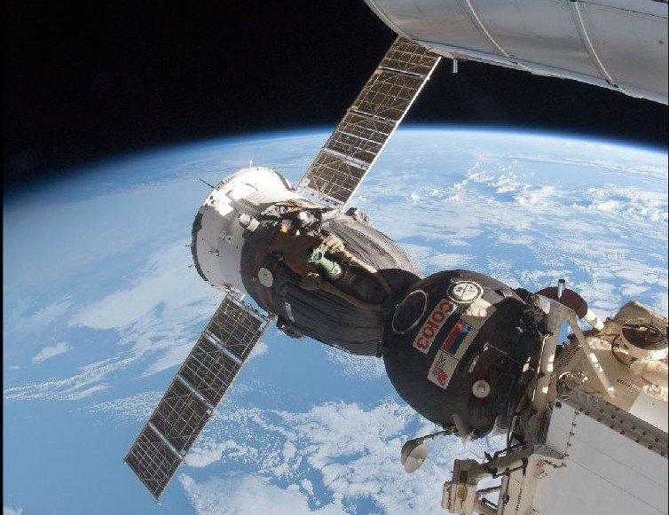 "МКС-модуль ""Пирс"" будет затоплен в Тихом океане"