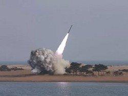 США прокомментировали ракетный пуск КНДР