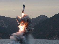 Стало известно еще об одном ракетном испытании КНДР