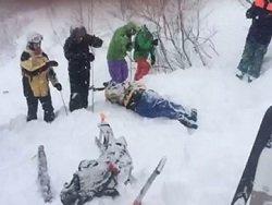Опознан четвертый из погибших под лавиной в Кабардино-Балкарии лыжников