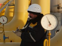 Белоруссия отказалась признавать долг за газ перед Россией