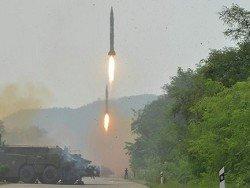 Кисида: Япония обсудит с Россией последние пуски ракет КНДР