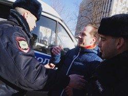 Ильдара Дадина задержали на пикете у здания ФСИН
