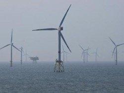 Посреди Северного моря вырастет ВЭС на искусственном острове
