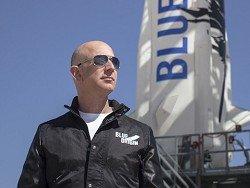 У Blue Origin появился первый коммерческий заказчик на запуск спутника