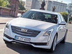 Почему GM держит Cadillac в Европе