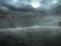 Разрушительные наводнения ждут Европу