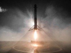 SpaceX готовится к первому старту с повторным использованием ступени ракеты-носителя