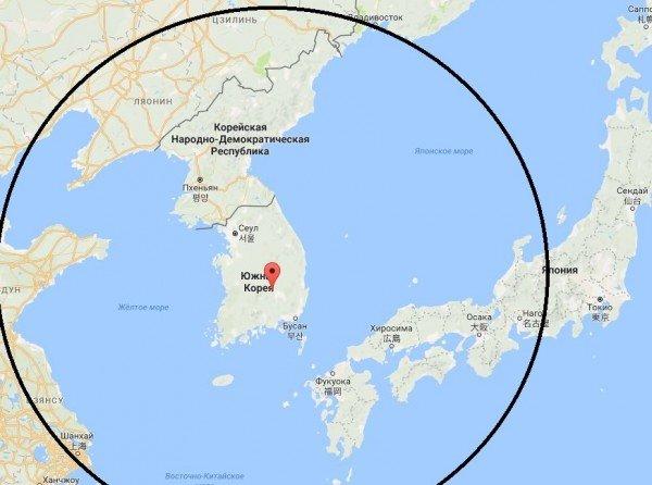 За кем следит американское ПРО в Корее
