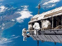 Астронавты NASA совершат выход в открытый космос