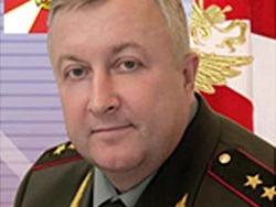 Бывший замглавкома Внутренних войск МВД РФ Вячеслав Варчук арестован за получение взятки