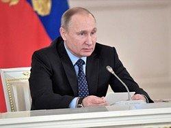 Путин снял с должностей 10 высокопоставленных силовиков