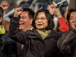 В ответ на действия КНР Тайвань развернул свои ракеты
