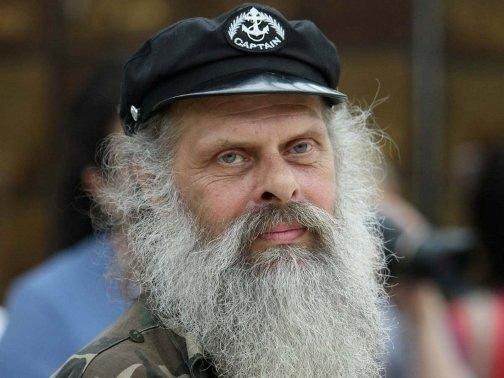 Джон Кудрявцев - художник из полуподвала
