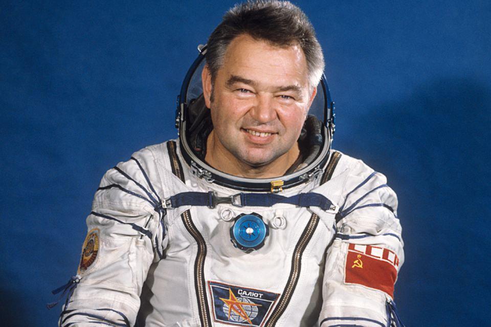 Космонавт Георгий Гречко умер в возрасте 86 лет