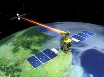 NASA внедрит систему лазерной космической связи