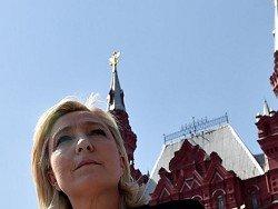 Ле Пен пыталась взять кредит в российском банке на избирательную кампанию