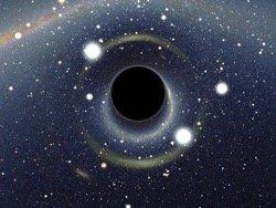 Снимок черной дыры может примирить теорию относительности и квантовую физику