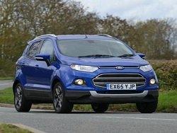 Ford начинает набор персонала для производства EcoSport в Румынии