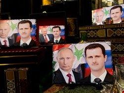 Сирийских детей называют в честь российского президента