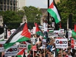 В Париже проходит масштабная антиизраильская акция: просьба мэра о ее запрете отклонена