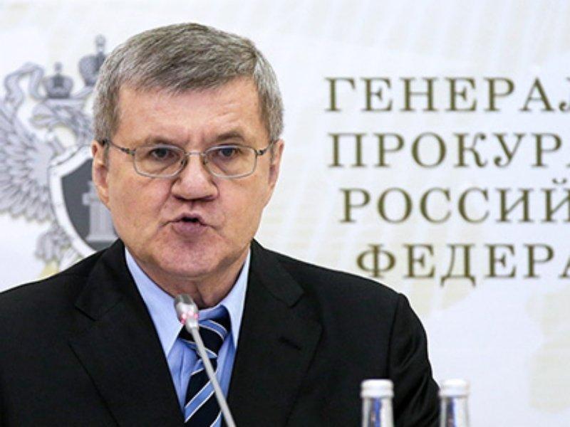 Генпрокурор потребовал права санкционировать аресты