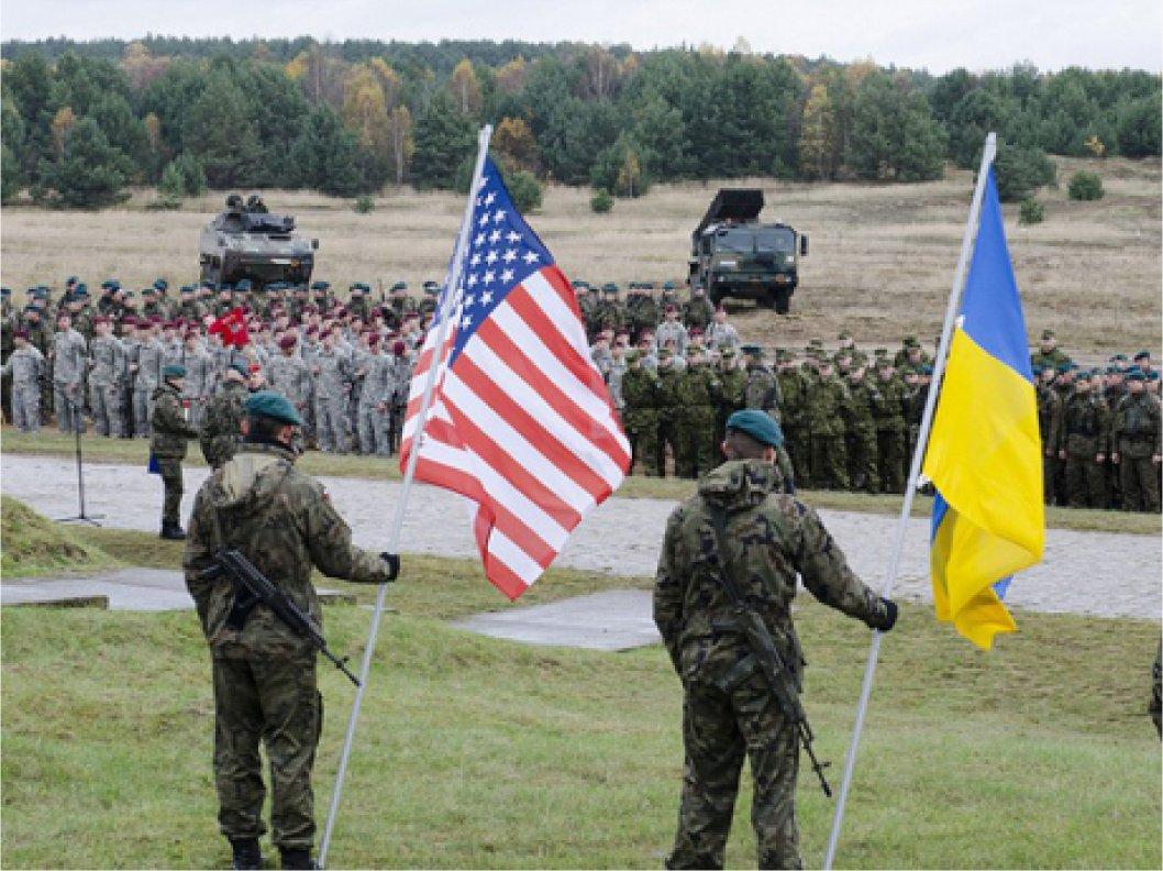 Прямое вмешательство США. Донбасс оккупирован американцами