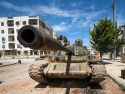 """Сирия: """"Тигры"""" расчищают Алеппо от ИГИЛ, МИД РФ об ударе США по армии Асада"""