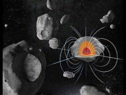 """Миссия """"Психея"""" по изучению металлического астероида стартует в 2022 году"""