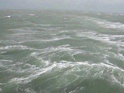 В Беринговом море произошло мощное землетрясение